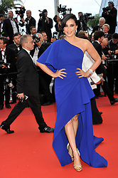 72nd Cannes Film Festival 2019, Red Carpet film A Hidden Life. 19 May 2019 Pictured: 72nd Cannes Film Festival 2019, Red Carpet film A Hidden Life Nadine Labaki. Photo credit: Pongo / MEGA TheMegaAgency.com +1 888 505 6342