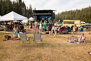 Montana State Hemp and Cannabis Festival, Lolo Hot Springs, Montana, Hula hoop, Soul Seeds band