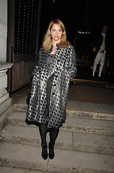 Actress SIENNA GUILLORY at the Moet Mirage Evening at Holland Park Opera House, London W8 on 16th September 2007.<br /><br />NON EXCLUSIVE - WORLD RIGHTS