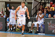 Fran Pilepic <br /> Red October Cantu' - Consultinvest Pesaro<br /> LegaBasket 2016/2017<br /> Desio 13/10/2016<br /> Foto Ciamillo-Castoria