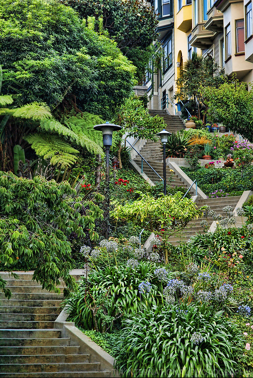 Stairways & Gardens, San Francisco