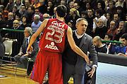 DESCRIZIONE : Casale monferrato Lega A 2010-11 Novipiu Casale Monferrato Angelico Biella<br /> GIOCATORE : Marco Crespi Matt Janning<br /> SQUADRA :  Novipiu Casale Monferrato<br /> EVENTO : Campionato Lega A 2011-2012 <br /> GARA : Novipiu Casale Monferrato Angelico Biella<br /> DATA : 30/12/2011<br /> CATEGORIA : Curiosita Ritratto Esultanza<br /> SPORT : Pallacanestro <br /> AUTORE : Agenzia Ciamillo-Castoria/ L.Goria<br /> Galleria : Lega Basket A 2011-2012  <br /> Fotonotizia : Biella Lega A 2011-12 Novipiu Casale Monferrato Angelico Biella<br /> Predefinita :
