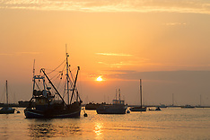 2016-08-25 Mersea Island sunset