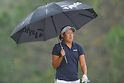 Sandra Changkija during the fourth round of the LPGA Qualifying Tournament Stage Three at LPGA International in Daytona Beach, Florida on Dec. 5, 2015.<br /> <br /> ©2015 Scott A. Miller