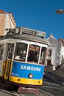 Portugal. Lisbon. Alfama district / le quartier de l'Alfama . Lisbonne