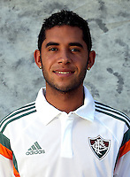 "Brazilian Football League Serie A / <br /> ( Fluminense Football Club ) - <br /> Jose Renato da Silva Junior "" Renato """