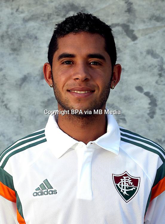 """Brazilian Football League Serie A / <br /> ( Fluminense Football Club ) - <br /> Jose Renato da Silva Junior """" Renato """""""