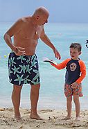 Wayne Rooney & Family in Barbados - excl - 22 May 2018