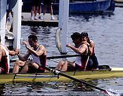 Henley Royal Regatta, Henley on Thames, ENGLAND,  1996, Britannia Challenge Cup, Oxford Brooks University, Cox Rachel QUARRELL   Photo: Peter Spurrier/Intersport Images.  Mob +44 7973 819 551/email images@intersport-images.com
