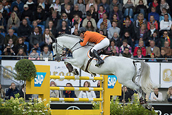 Schroder Gerco, (NED), Glocks Cognac Champblanc<br /> Nations Cup<br /> Mercedes-Benz Nationenpreis<br /> CHIO Aachen 2016<br /> © Hippo Foto - Dirk Caremans<br /> 14/07/16