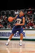 December 18, 2010: Alyssa Morris of the  California Riverside Highlanders in action during the NCAA basketball game between the Miami Hurricanes and the Highlanders. The 'Canes defeated the Highlanders 81-59.