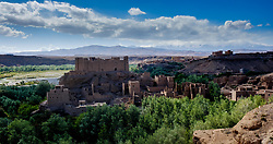 Ruined Kasbah in the Dades Valley, Morocco<br /> <br /> (c) Andrew Wilson | Edinburgh Elite media