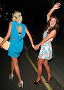 11.JUNE.2011. LONDON<br /> <br /> CORONATION STREET ACTRESS BROOKE VINCENT AND SACHA PARKINSON CELEBRATING BROOKE VINCENTS BIRTHDAY BASH AT MERAH IN LONDON<br /> <br /> BYLINE: EDBIMAGEARCHIVE.COM<br /> <br /> *THIS IMAGE IS STRICTLY FOR UK NEWSPAPERS AND MAGAZINES ONLY*<br /> *FOR WORLD WIDE SALES AND WEB USE PLEASE CONTACT EDBIMAGEARCHIVE - 0208 954 5968*