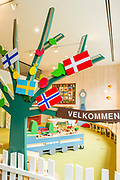 The Heimbold Family Children's Learning & Playing Center at Scandinavia House.