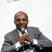 20160616 - Brussels , Belgium - 2016 June 16th - European Development Days - Education in emergencies - Nesmy Manigat , Former Minister for Education and Vocational Training , Haiti © European Union