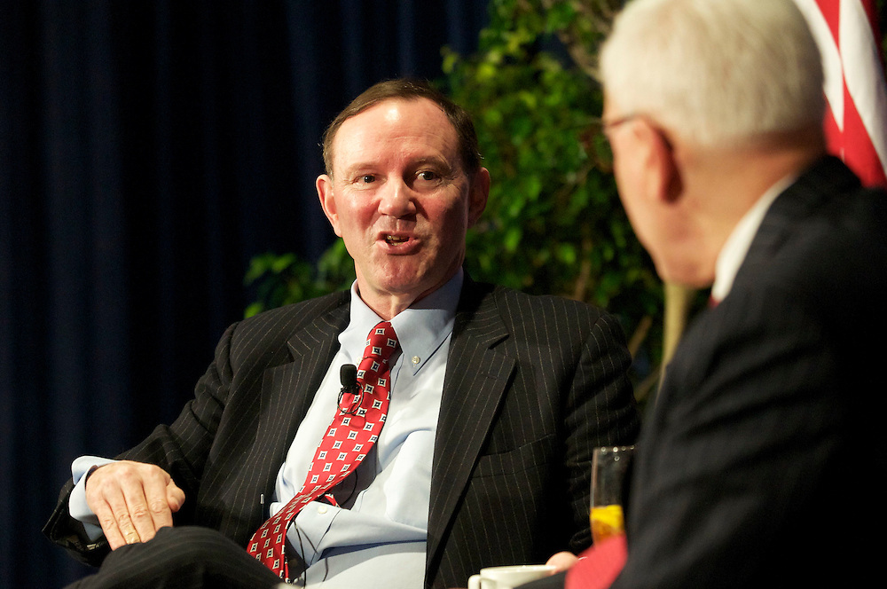 Donald E. Graham, Chairman and CEO of The Washington Post Company