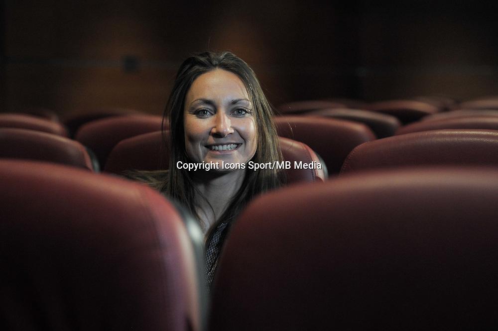 Gaetane Thiney  - 23.04.2015 - Conference de presse - Equipe de France feminine<br /> Photo : Andre Ferreira / Icon sport