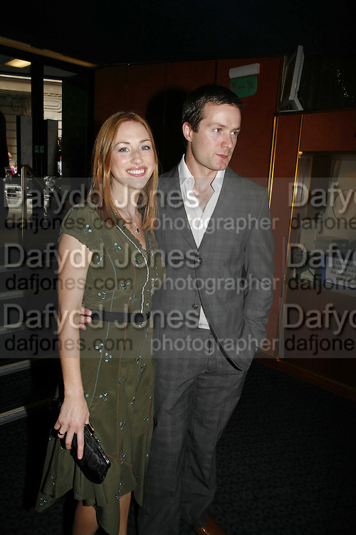PADRAIC Delaney AND  Valerie O'Connor, the UK premiere of Ken Loach's ' the Wind that Shakes the Barley' Curzon, Mayfair. 21 June 2006. ONE TIME USE ONLY - DO NOT ARCHIVE  © Copyright Photograph by Dafydd Jones 66 Stockwell Park Rd. London SW9 0DA Tel 020 7733 0108 www.dafjones.com