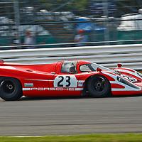 #23, Porsche 917, FIA Masters Historic Sports Cars, Silverstone Classic 2013