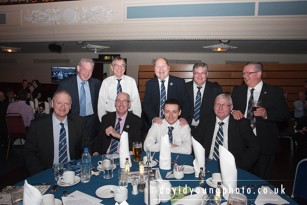 - Dundee FC 50th Anniversary of 1962 League Championship win Dinner at the Caird Hall..© David Young - 5 Foundry Place - Monifieth - DD5 4BB - Telephone 07765 252616 - email: davidyoungphoto@gmail.com - web: www.davidyoungphoto.co.uk