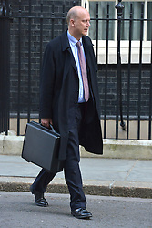 © Licensed to London News Pictures. 12/03/2013. Westminster, UK. Chris Grayling, Conservative MP, Minister for Justice. Ministers in Downing Street today 12 March 2013. Photo credit : Stephen Simpson/LNP