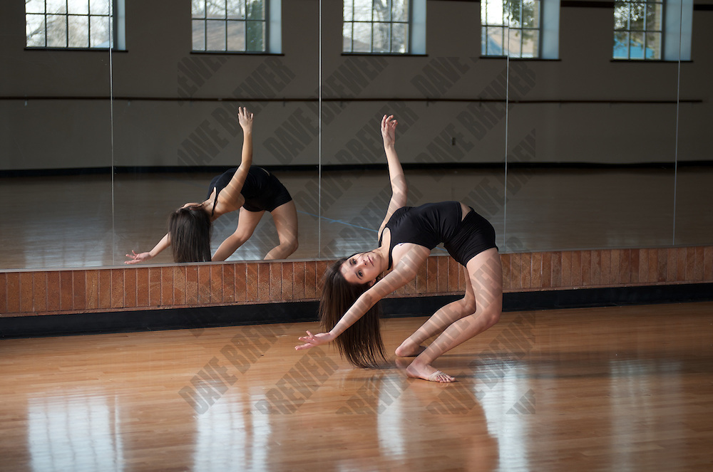OHS Tigerettes Dance Room Shoot #2