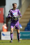 James Bransgrove of Colchester United during the Sky Bet League 1 match between Colchester United and Rochdale at the Weston Homes Community Stadium, Colchester<br /> Picture by Richard Blaxall/Focus Images Ltd +44 7853 364624<br /> 08/05/2016