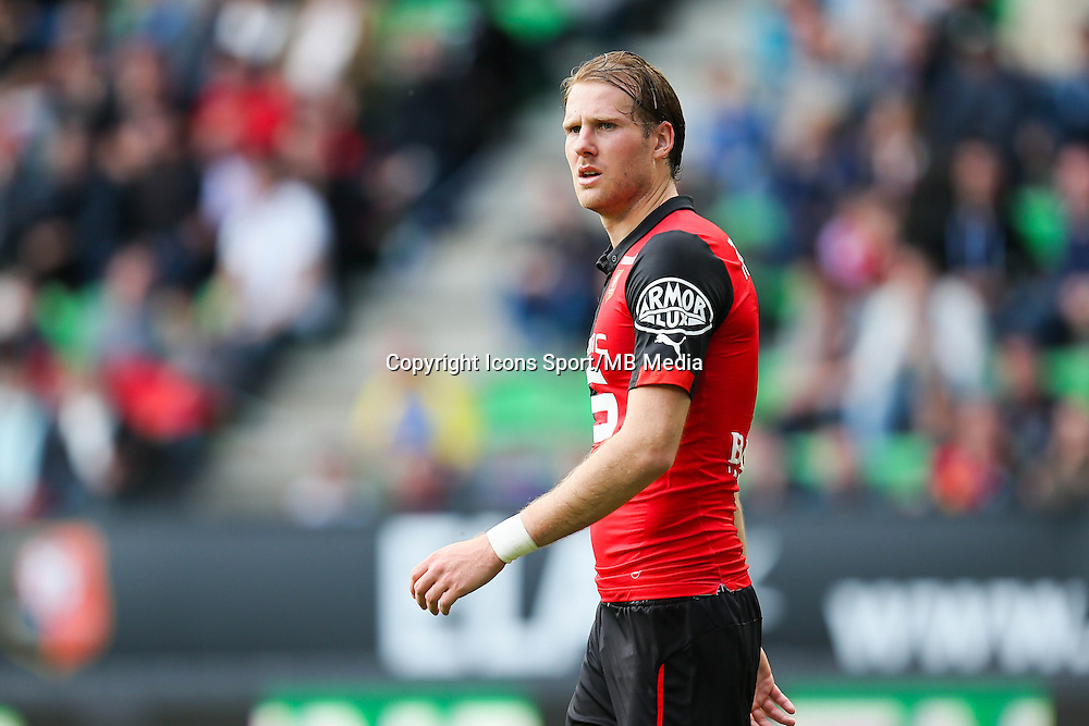 Ola TOIVONEN - 12.04.2015 - Rennes / Guingamp - 32eme journee de Ligue 1 <br /> Photo : Vincent Michel / Icon Sport