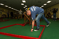 Funspot Indoor Triathlon to benefit the NH Humane Society.  Karen Bobotas for the Laconia Daily Sun