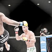 Norman Paraisy vs. Leeroy Barnes at Cage Warriors 57
