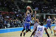 Brian Sacchetti<br /> Red October Cantu' Banco di Sardegna Sassari<br /> Basket serie A 2016/2017<br /> Milano 23/10/2016<br /> Foto Ciamillo-Castoria<br /> Provvisorio