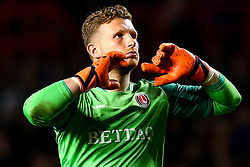 Dillon Phillips of Charlton Athletic - Mandatory by-line: Robbie Stephenson/JMP - 17/05/2019 - FOOTBALL - The Valley - Charlton, London, England - Charlton Athletic v Doncaster Rovers - Sky Bet League One Play-off Semi-Final 2nd Leg