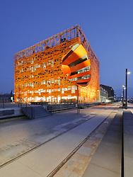 Jakob + MacFarlane  • Le Cube Orange, Lyon