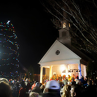 2014 HIGHLANDS CHRISTMAS TREE LIGHTING
