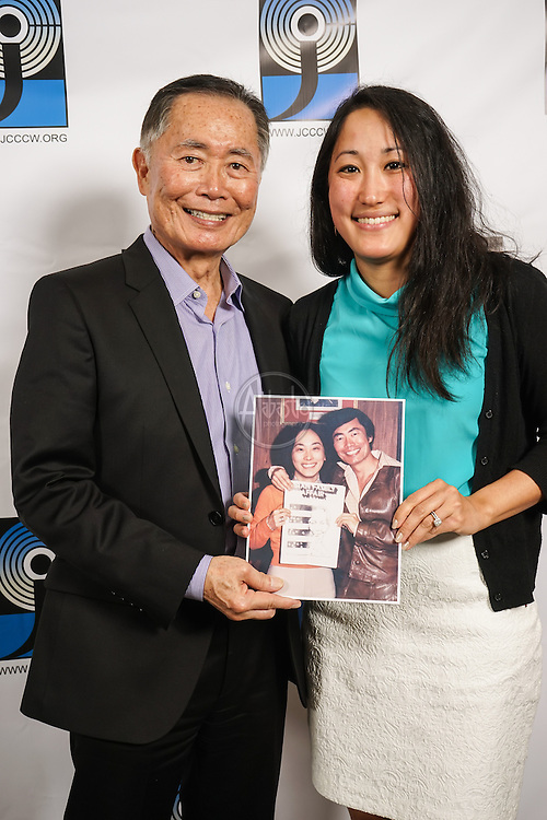 George Takei at the Japanese Cultural & Community Center of Washington's 7th Annual Tomodachi Luncheon: Mari S.