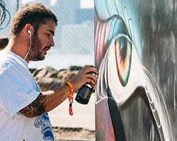 Treasure Island Music Festival - Ambient -Mural - 10/18/2014