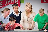 22-5-2015 ZOETERMEER - Koningin M&aacute;xima opent vrijdagochtend 22 mei het nieuwe Zorg Onderwijs Centrum van Koninklijke Kentalis in Zoetermeer. Kentalis is een landelijke organisatie voor mensen met doofheid, (ernstige) slechthorendheid, doofblindheid en taalontwikkelingsstoornissen. COPYRIGHT ROBIN UTRECHT<br /> 22-5-2015 ZOETERMEER - Queen M&aacute;xima opens on Friday 22 May, the new Care Education Center Kentalis in Zoetermeer. Kentalis is a national organization for people with deafness, (serious) hearing impairment, deafblindness and language development. COPYRIGHT ROBIN UTRECHT