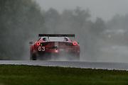 October 1- 3, 2015: Road Atlanta, Petit Le Mans 2015 - Sweedler, Bell, Lazzarol ITA Scuderia Corsa Ferrari 458 Italia, GTD