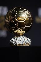 Zurich (Svizzera) 11/01/2016 - Fifa Ballon d'Or 2015 Pallone d'Oro / foto Matteo Gribaudi/Image Sport/Insidefoto<br /> nella foto: pallone d'Oro