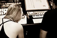 Whitney Nichole in Studio at Adam Rossi Audio - August 26, 2010