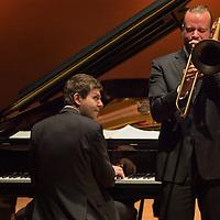 Dan Nimmer and Elliot Mason, Jazz at Lincoln Center Orchestra