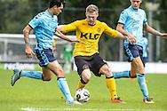 12-07-2016: Voetbal: Jong FC Utrecht v Jong Roda JC: Utrecht<br /> <br /> (midden) Piet Proesmans van Roda JC<br /> <br /> De eerste thuiswedstrijd van de oefencampagne van Jong FC Utrecht . De Jupiler League-ploeg van trainer/coach Robin Pronk won op Sportcomplex Zoudenbalch met 3-2 van de beloftenformatie van Roda JC Kerkrade<br /> <br /> Foto: Gertjan Kooij