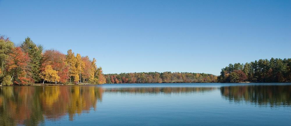Prospect Lake, Berkshires