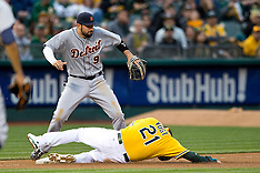 20150526 - Detroit Tigers at Oakland Athletics