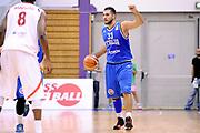 DESCRIZIONE : Bellinzona Qualificazione Eurobasket 2015 Qualifying Round Eurobasket 2015 Svizzera Italia Switzerland Italy <br /> GIOCATORE : Pietro Aradori <br /> CATEGORIA : Palleggio Schema<br /> EVENTO : Bellinzona Qualificazione Eurobasket 2015 Qualifying Round Eurobasket 2015 Svizzera Italia Switzerland Italy<br /> GARA : Svizzera Italia Switzerland Italy<br /> DATA : 27/08/2014<br /> SPORT : Pallacanestro<br /> AUTORE : Agenzia Ciamillo-Castoria/Max.Ceretti<br /> Galleria: Fip Nazionali 2014<br /> Fotonotizia: Bellinzona Qualificazione Eurobasket 2015 Qualifying Round Eurobasket 2015 Svizzera Italia Switzerland Italy<br /> Predefinita :