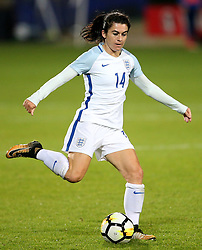 Karen Carney of England - Mandatory by-line: Matt McNulty/JMP - 19/09/2017 - FOOTBALL - Prenton Park - Birkenhead, United Kingdom - England v Russia - FIFA Women's World Cup Qualifier