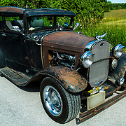 1931 Model A Ford Rat Rod