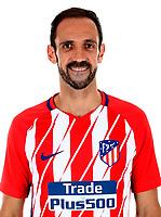 Spain - La Liga Santander 2017-2018 / <br /> ( Atletico de Madrid ) - <br /> Juan Francisco Torres Belen - Juanfran