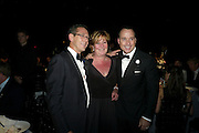 MARK DE WITTE; DAVID FURNISH, Grey Goose Winter Ball to Benefit the Elton John AIDS Foundation. Battersea park. London. 29 October 2011. <br /> <br />  , -DO NOT ARCHIVE-© Copyright Photograph by Dafydd Jones. 248 Clapham Rd. London SW9 0PZ. Tel 0207 820 0771. www.dafjones.com.
