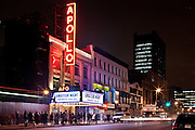 NYC: Apollo Theater, Amateur Night, Harlem